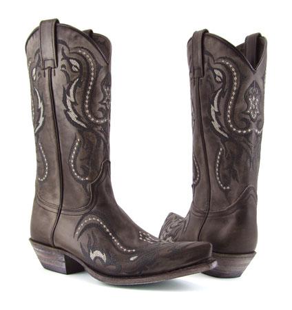 Cowboys and Kisses-Stivali texani ,uomo , donna , camperos ... Goodyear