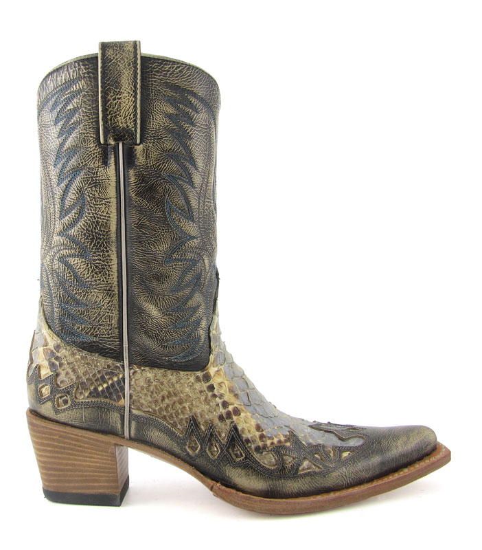 Cowboys and Kisses Sendra boots , stivali texani , stivale