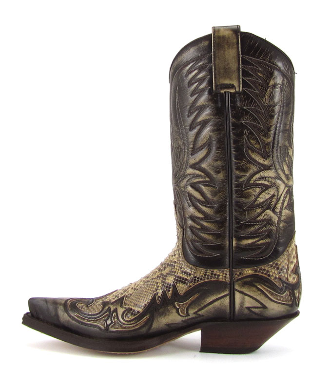Stivale Sendra Boots 3241 Pitone Panizo. 823065 2 ... 67c2496f18f