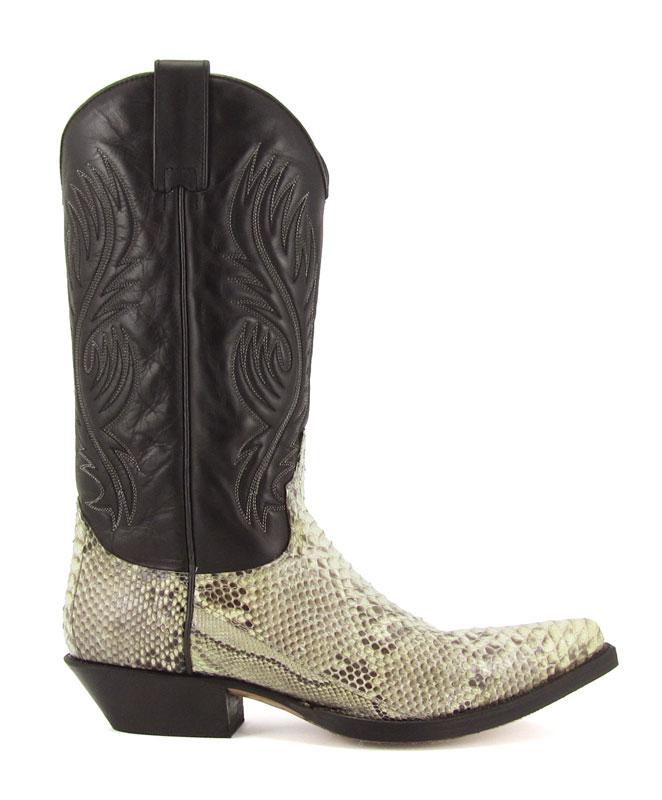 Cowboys and Kisses Stivali texani , stivale uomo ,stivale