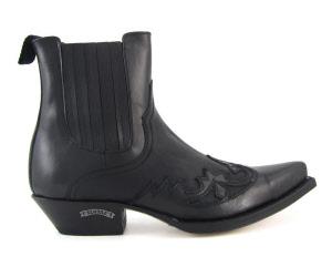 Stivale Sendra Boots 9396 Hurricane Negro
